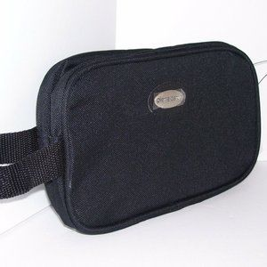 Pierre Cardin Utility Kit Travel Bag Black
